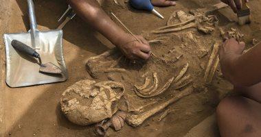العثور على قبر فى الصين يعود لأكثر من 1500 سنة