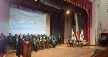 رئيس جامعة بنى سويف: جهزنا 4 مدن جامعية بـ1200 غرفة للتعامل مع أزمة كورونا
