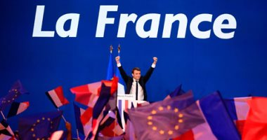 الفرنسية: فوز  إيمانويل ماكرون برئاسة فرنسا