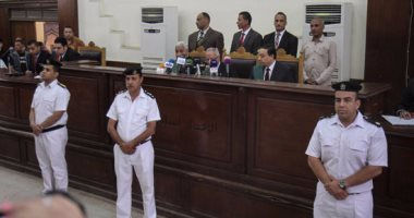جنايات القاهرة تحجز استئناف قاضى على حبسه فى سب المستشار السحيمى للحكم 18 سبتمبر