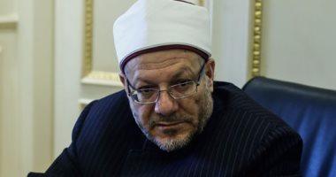"""مفتى الجمهورية يدين العملية الإرهابية على كمين """"أبو صير"""" بالبدرشين"""