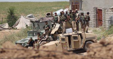 """الحشد الشعبى العراقى يحبط هجوما لـ""""داعش"""" جنوب صلاح الدين"""