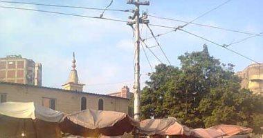 انقطاع التيار الكهربائى عن قرية التلول الشرقية بمحافظة سوهاج
