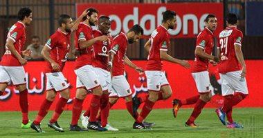 بأمر الكاف.. أسماء لاعبى الأهلى على قمصانهم فى لقاء زاناكو