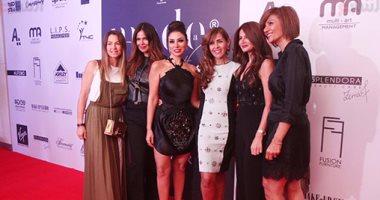 بالصور.. انطلاق اسبوع الموضة اللبنانى المصرى بعرض أزياء لحنا توما