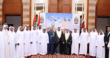 سفارة الإمارات فى مصر تحتفل بالذكرى الــ41 لتوحيد القوات المسلحة