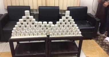 عاطل المنيب يعترف بالتخصص فى بيع الهيروين ويرشد عن مصدر المخدرات