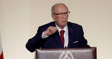 الرئيس التونسى: نسبة النمو بلغت 2.5% خلال الربع الأول من العام الجارى