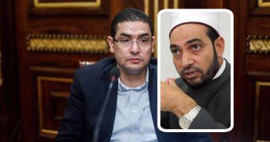 محمد أبو حامد: لن أتوقف عن المطالبة بمحاكمة سالم عبد الجليل بازدراء الأديان
