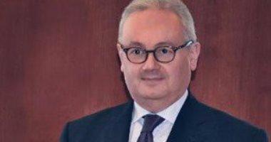 سفير إيطاليا الجديد بالقاهرة يباشر مهام عمله ويسلم أوراق اعتماده للخارجية