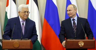 الرئيسان الفلسطينى والروسى يؤكدان دعمهما لدور مصر فى تحقيق المصالحة