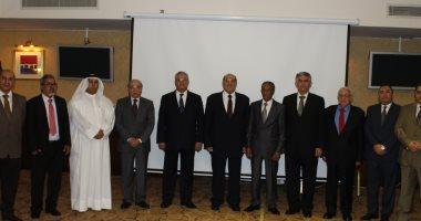 اجتماع اتحاد المحاكم الدستورية العربية يوصى بعقد مؤتمر عربى دستورى سنوى