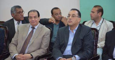 وزير الإسكان: إنشاء محطات للصرف المعالج بثلاث محافظات بقيمة 550 مليون دولار