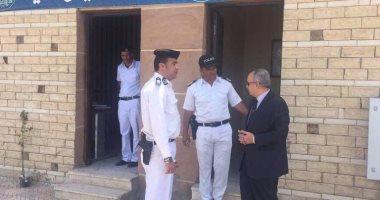 مساعد وزير الداخلية لمدن القناة: أسعى لتطبيق المنظومة الأمنية المطبقة ببورسعيد