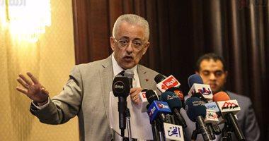 طارق شوقى: نظام التعليم مختل تمامًا والتنسيق أفرز تخصصات لا تحتاجها مصر