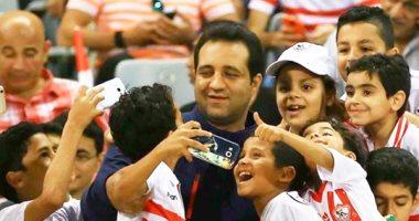 أحمد مرتضى: الزمالك حقق بطولة كبيرة على حساب منافس قوى