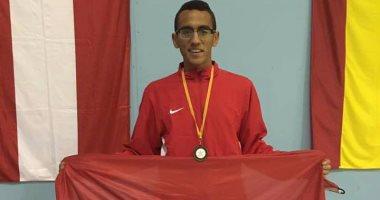 أحمد الجندي يحصد ذهبية بطولة بولندا الدولية للكبار للخماسي الحديث