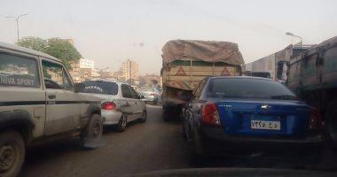 ضبط 502 مخالفة مرورية عند مطالع ومنازل الكبارى بالقاهرة الكبرى