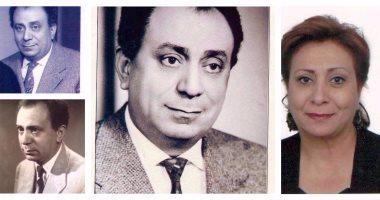 نادية حلمى رفلة: فخورة بوالدى لأنه ترك لنا تراثًا وأعمالاً خلدت اسمه