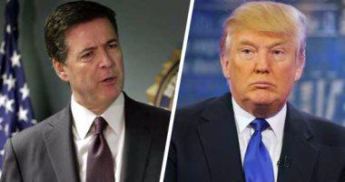 ترامب يصف جيمس كومى بالقذر بعد الكشف عن مخططه ضد مايكل فلين