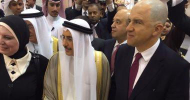 نائب رئيس وزراء البحرين: الأولوية فى استثماراتنا الخارجية لمصر