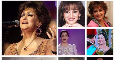 خالد سليم يحيى ذكرى وفاة الفنانة وردة: وحشتى كل جمهورك