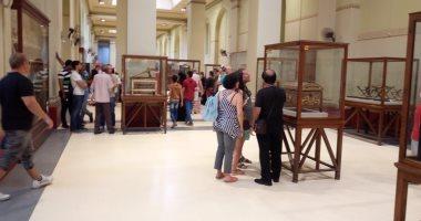 احتفالا بعيد الوفاء.. جولات إرشادية مجانية لزوار المتحف المصرى