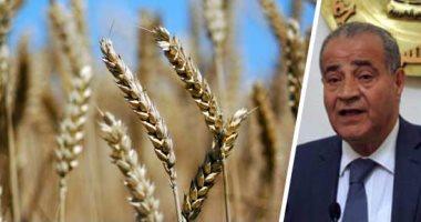 وزير التموين لـ  : نتوقع استلام 4 ملايين طن قمح من المزارعين -