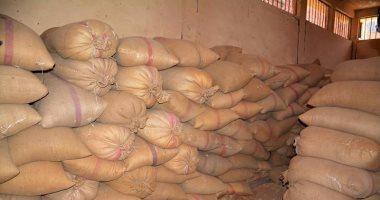 توريد  2584 طن من القمح لصوامع الشرقية