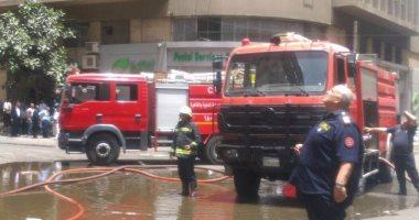 السيطرة على حريق شب داخل شقة سكنية فى أوسيم دون إصابات