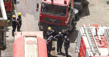 مصرع شخصين بسبب حريق داخل شقة سكنية فى مدينة نصر