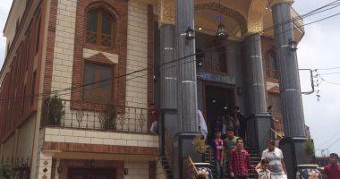 رئيس مدينة المحلة يفتتح مسجدا بعزبة بدر بتكلفة 3 ملايين جنيه