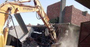 بالصور ..محافظة المنيا : إسترداد 74 ألف فدان من أراضى الدولة خلال 48 ساعة