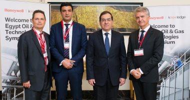 """رئيس """"هانيويل"""": التكنولوجيا تساعد فى زيادة قيمة الثروة النفطية فى مصر"""
