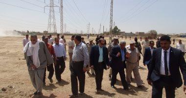 بالصور.. الداخلية تستعيد 21 ألف فدان من أملاك الدولة بالصعيد