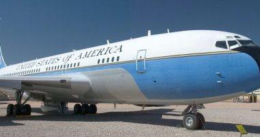 """قبل انطلاق جولة ترامب الخارجية.. 7 معلومات لا تعرفها عن """"طائرة الرئيس"""""""