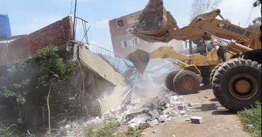 بالفيديو والصور.. مدير أمن كفر الشيخ: تنفيذ 75 قرار إزالة لتعديات على 15 فدانا