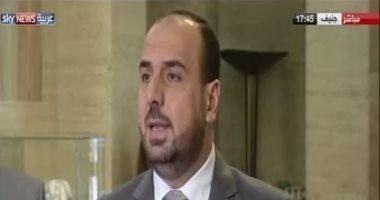 نصر الحريرى: مئات الآلاف من المعتقلين فى سجون النظام بينهم نساء وأطفال