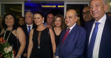بالصور.. وزير السياحة وعائلة رونالدو يفتتحون أكبر مشروع ترفيهى بشرم الشيخ