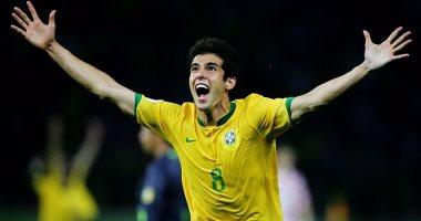 كاكا يتمنى العودة لمنتخب البرازيل فى كأس العالم
