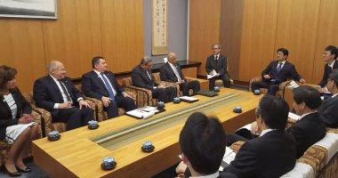 خلال لقائه على عبد العال.. رئيس وزراء اليابان يتعهد بتقديم الدعم الكامل لمصر