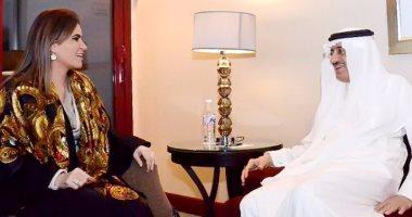 سحر نصر: البنك الإسلامى يعد استراتيجية تعاون مع مصر بتمويل 3 مليارات دولار