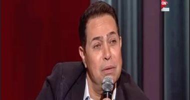 """حكيم: شعبولا كل ما يتزنق يقول """"هييييه"""".. وعبد الباسط حمودة مش عارف يستغل صوته"""