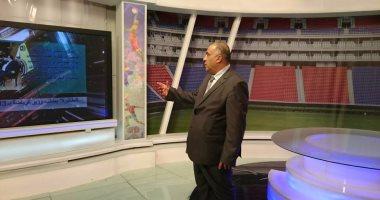 """اليوم.. انطلاق قناة """"النيل للرياضة"""" بديكورات جديدة"""