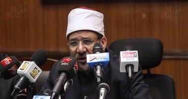بالصور.. وزير الأوقاف: انتهينا من أكبر خطة دعوية فى تاريخ الوزارة لشهر رمضان