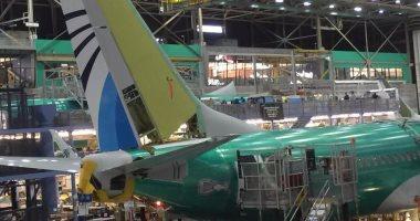 """ننشر أول صورة لطائرة """"مصر للطيران"""" المقرر استلامها الأحد من مصنع """"بيونج"""""""