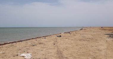 """بالصور.. هنا """"شواطئ الشلاتين"""" جمال مصر يفتقد الاهتمام"""