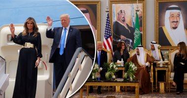 الجارديان: ترحيب براق لترامب بالسعودية فى أول محطات جولته الخارجية