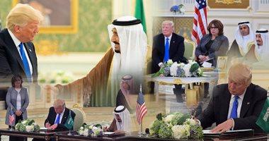"""نيويورك تايمز:السعوديين رحبوا بـ""""توبيخ"""" ترامب لآراء أوباما عن الشرق الأوسط"""