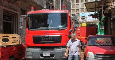 الحماية المدنية تنقذ طفلين بعد السيطرة على حريق بشقة سكنية فى بورسعيد